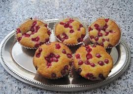 Rychlé rybízové muffiny recept