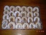Vanilkové rohlíčky, moje první v životě recept