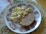 Jednoduchý Netopýří salát recept