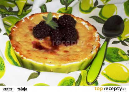 Tykvovo-kokosový nákyp recept