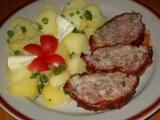 Sekaná podle Itala (Polpettone con pancetta) recept