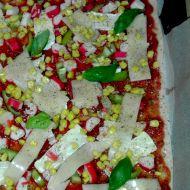 Celozrnné těsto na pizzu recept