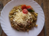 Pohankové rizoto se zeleninou recept