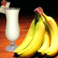 Banánový punč recept
