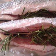 Pečená ryba v balíčku recept