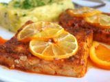 Rybí filé v citrusové marinádě recept