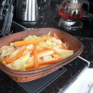 Zeleninová směs z římského hrnce recept