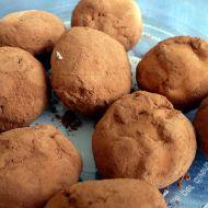 Brambory z marcipánu recept