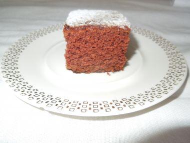 Malý čokoládový dort