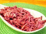 Salát z červené řepy nevařené recept
