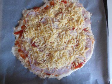 Pizza těsto jako od itala