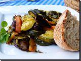 Pečená zelenina s bylinkami recept
