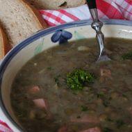 Čočková polévka ze zbytků recept