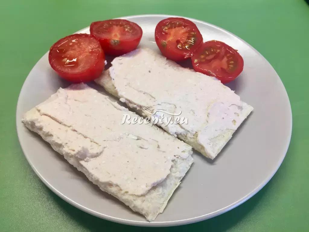 Pikantní sýrová pomazánka recept  pomazánky