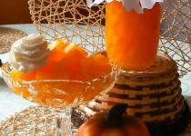 Cymes z hrušek a mandlí recept
