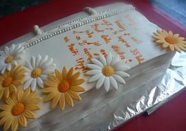 Kniha  dort č. 4 recept