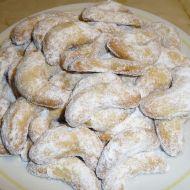 Vánoční vanilkové rohlíčky recept