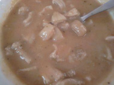 Držková polévka podle mě