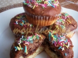 Muffiny z cukety recept