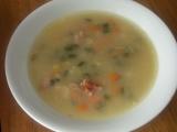 Uzená polévka recept