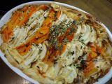 Tuřín pečený s mrkví recept