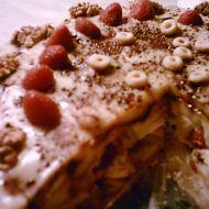 Rychlý pudinkový dort recept