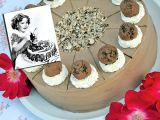 Historické dorty: Lanýžový pro Shirley Temple recept