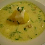 Vepřová polévka s bramborem na švýcarský způsob recept