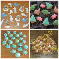 Perníčky na Vánoce, Velikonoce i chaloupku recept