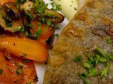 Filety ze pstruha na bramborovém pyré recept