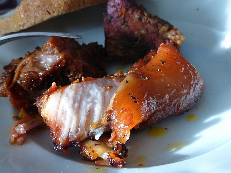 Podzimní maso z lorny recept