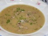 Zahuštěná kmínová polévka s vepřovým masem recept ...
