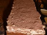 Kakaový řez s horalkovým krémem recept