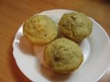 Banánový muffin recept