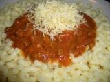 Špagety po lombardsku recept