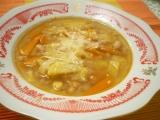 Fazolová polévka s mrkví recept