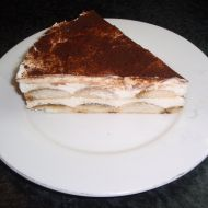 České tiramisu recept
