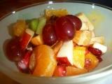 Povánoční ovocná dietka recept