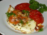 Provensálská rajčata s vejci recept