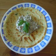 Houbový tatarák 2 recept