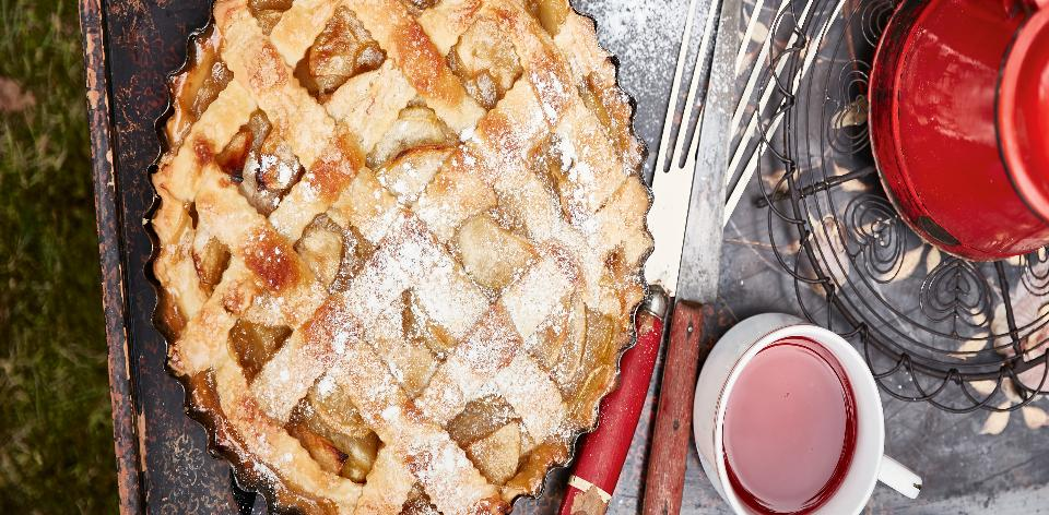 Americký apple pie