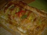 Barevná zeleninová kapsa recept