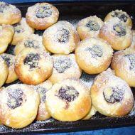 Kynuté koláčky recept