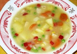 Základ na husté polévky  krok za krokem recept