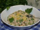Benátské risi e bisi recept