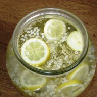 Limonáda z koziček recept