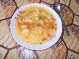 Babiččina zeleninová polévka se škubanými knedlíčky recept ...