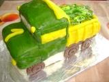 První nákladní auto recept