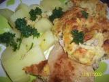 Kuře s nádivkou recept
