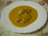 Kuře se zeleninovou omáčkou recept